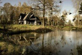 7 самых интересных заброшенных мест в Ленинградской области