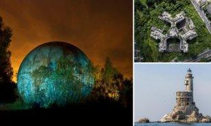 Былое величие: 13 жутких и загадочных заброшенных мест на