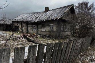 Как Выглядят Заброшенные Деревни Русского Севера. Обсуждение на