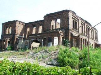 Ответы Mail.Ru: Где в Донецке есть интересные заброшенные здания?