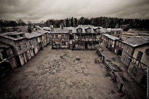 Поездка в Город-призрак (Солнечногорский р-н) - Клубная жизнь