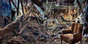Разрушенные здания - все новости telegraf.com.ua по запросу