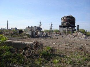 Заброшенные места и объекты