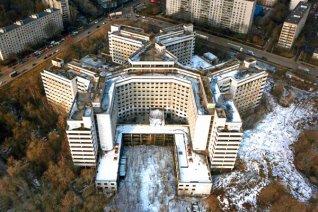 Заброшенные места Москвы с историей, фото и адресами