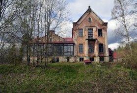 Заброшенные места в Кингисеппском районе. Заброшенные места