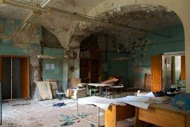 Заброшенные места в СПб - военные объекты и не только