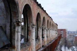Заброшенные здания.10, заброшенные места екатеринбурга