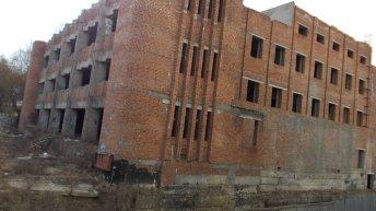 Заброшенные здания — серьезная проблема Кисловодска
