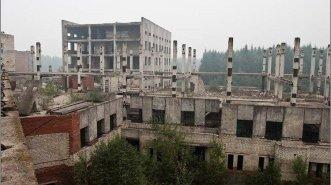 Заброшенные здания в Жуковском - Kamaran.ru